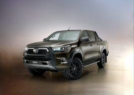 Toyota Hilux tuleb ka seiklusauto versioonis ning võimsamana kui kunagi varem
