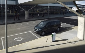 peugeot e-traveller elektrilise tarbesõiduki