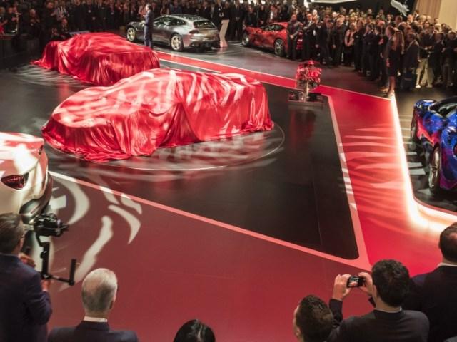 SIAM loobub 2021. aasta Genfi autonäituse korraldamisest