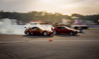 Latvia drift season opening 2020