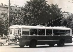 Troll ZIU-5, 1965. aastal Tallinnas sõitmas