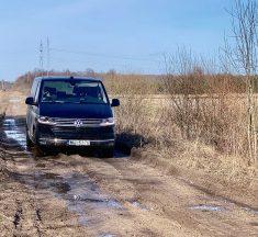 Volkswagen Multivan 6.1 – kiiksudest hoolimata popp ja praktiline