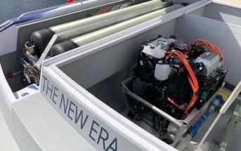 REXH2 vesinikul töötav sõiduulatuse pikendaja