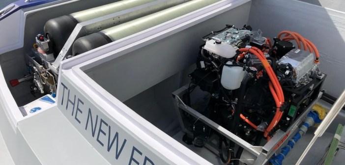 REXH2 vesinikul töötav sõiduulatuse pikendaja vesinikku