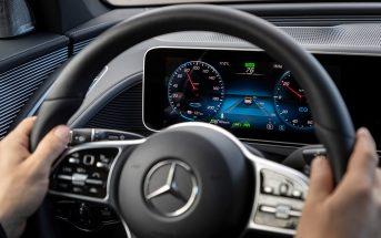 Mercedes-Benz GLE juhiabisüsteemid