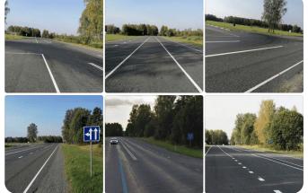 joonte või liiklusmärgi juhinduda