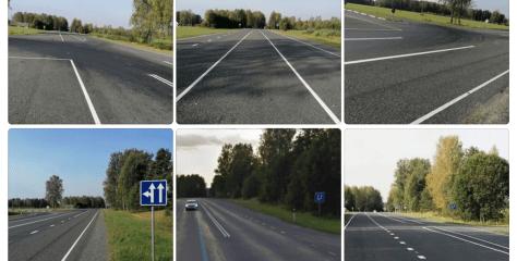 Segadusseajav liiklusülesanne: kas sõita joonte või liiklusmärgi järgi?