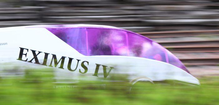 Eximus IV – kahe liitri kütusega reis ümber maailma?
