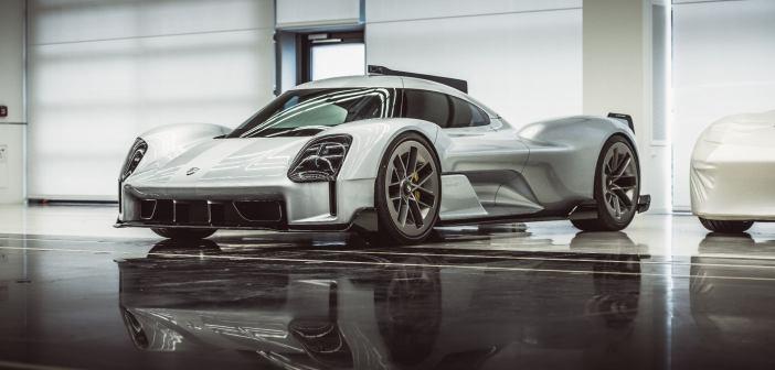 Porsche 919 Street – rekordeid hävitanud 919 tänavaversioon, mis ei saanud teoks