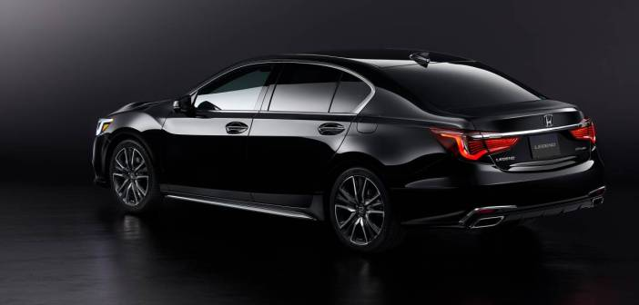 Honda Legend 2021