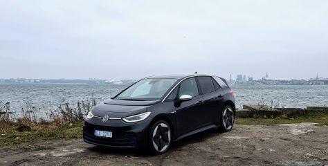 Pilk peale, käsi külge: VW esimene päris elektriauto ID.3