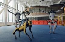Boston Dynamics robotid