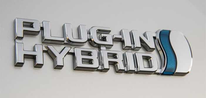 Toyota hübriid logo