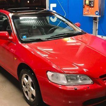 Honda Accord V6 1999