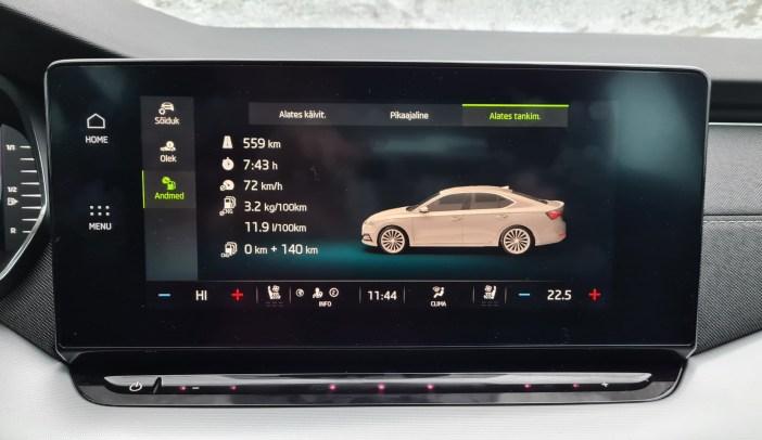 Škoda Octavia CNG