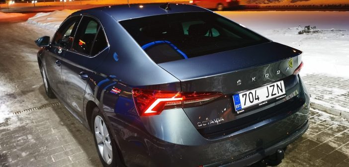Lugeja arvustus: Škoda Octavia 2021 – nagu noor pruut väikelinnast