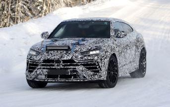 Lamborghini Urus facelift