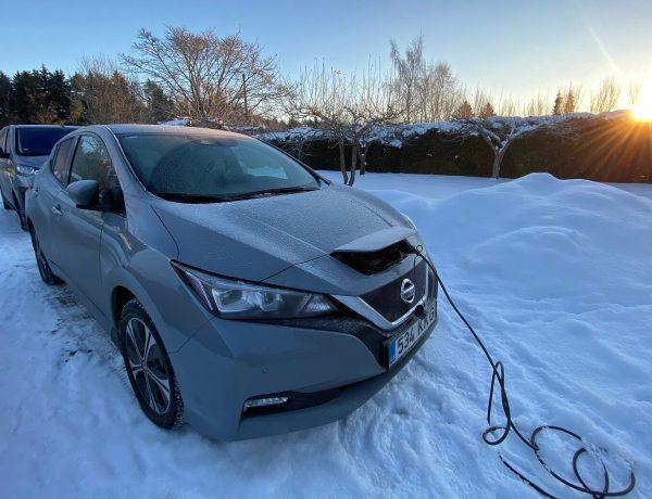 """""""Päris"""" auto või ratastega seljakott ehk esimene kokkupuude elektriautoga"""