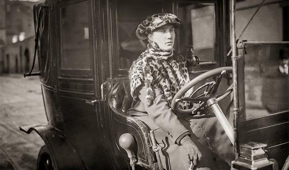 Autoajaloost: need naised muutsid automaailma