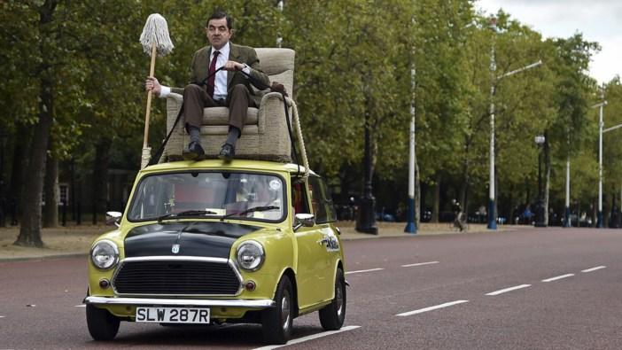Mr Bean Austin Mini