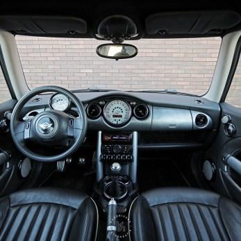 Mini Cooper S 2002
