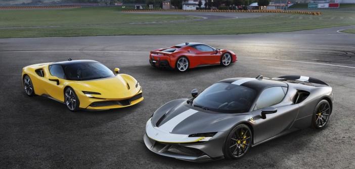 Ferrari esimene elektriauto avalikustatakse 2025
