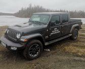 Pilk peale, käsi külge: Jeep Gladiator