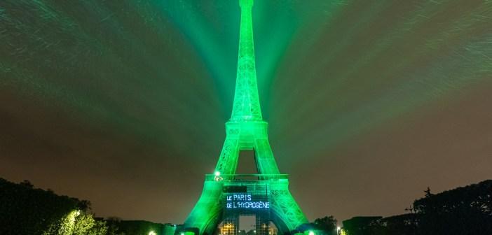 Eiffeli torn roheline valgus