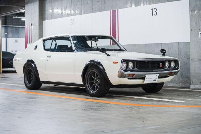 1973 Skyline 2000 GT-R