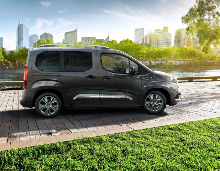 Toyota Proace City Verso Electric