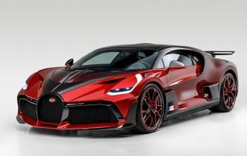 Bugatti Divo Lepatriinu