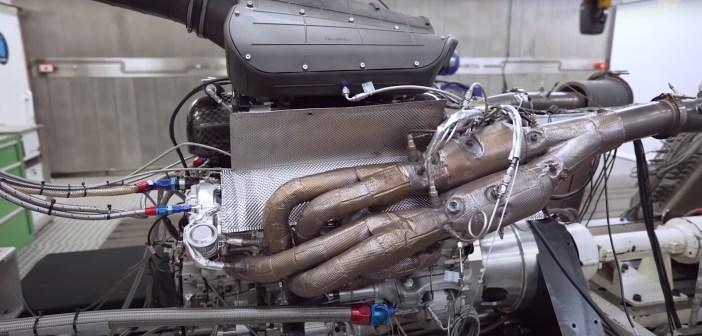 T.50 V12 Cosworth