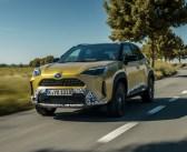 Otto Motosaade: uus Toyota Yaris Cross Brüsselis