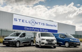 Stellantis Ellesmere'i tehas