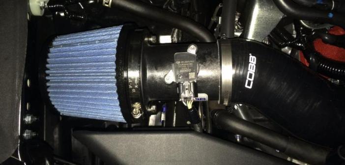 COBB SF õhuvõtt koos õhufiltriga
