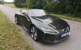 Lexus LC500 kabriolett