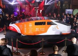 Solaride esitles Tartus Baltikumi esimest päikeseautot