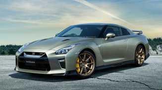 Nissan GT-R T-spec 2021