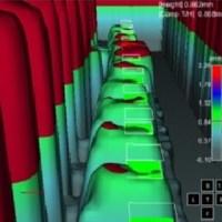 Visualisation 2D 3D Patte