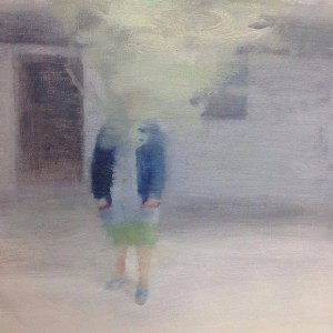 Aerie 'Almas de cántaro' - Óleo sobre lienzo - 41x33cm - 2013