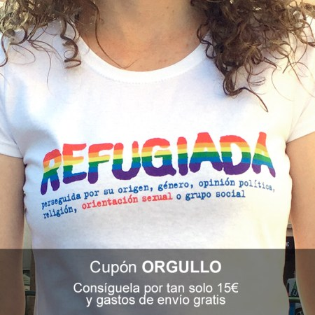 camiseta lgtbi mujer