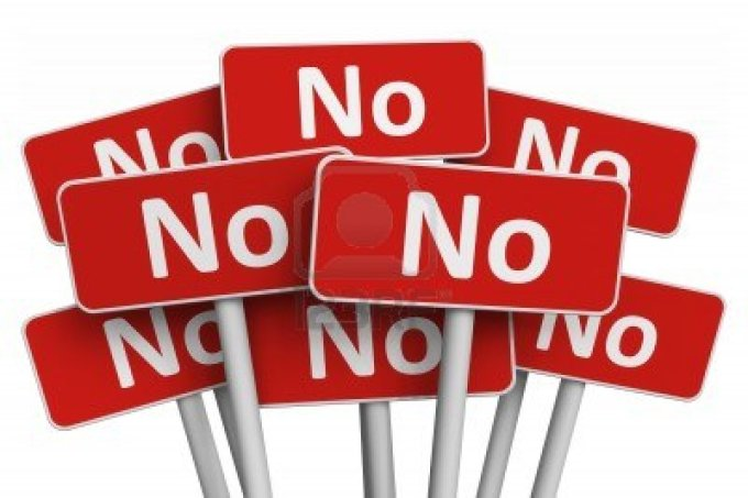 「NO」の画像検索結果