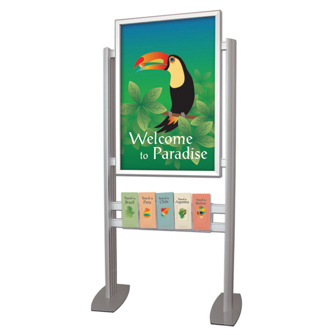 PosterStand 1 Display Products Accenta Display