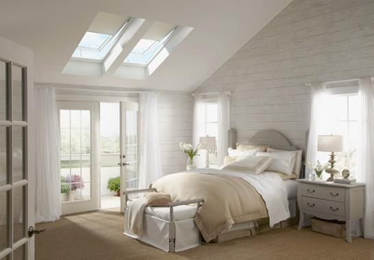VELUX Skylights For Homes  Residential Skylights