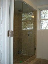 glass showers, glass shower doors, mirrors, London Ontario