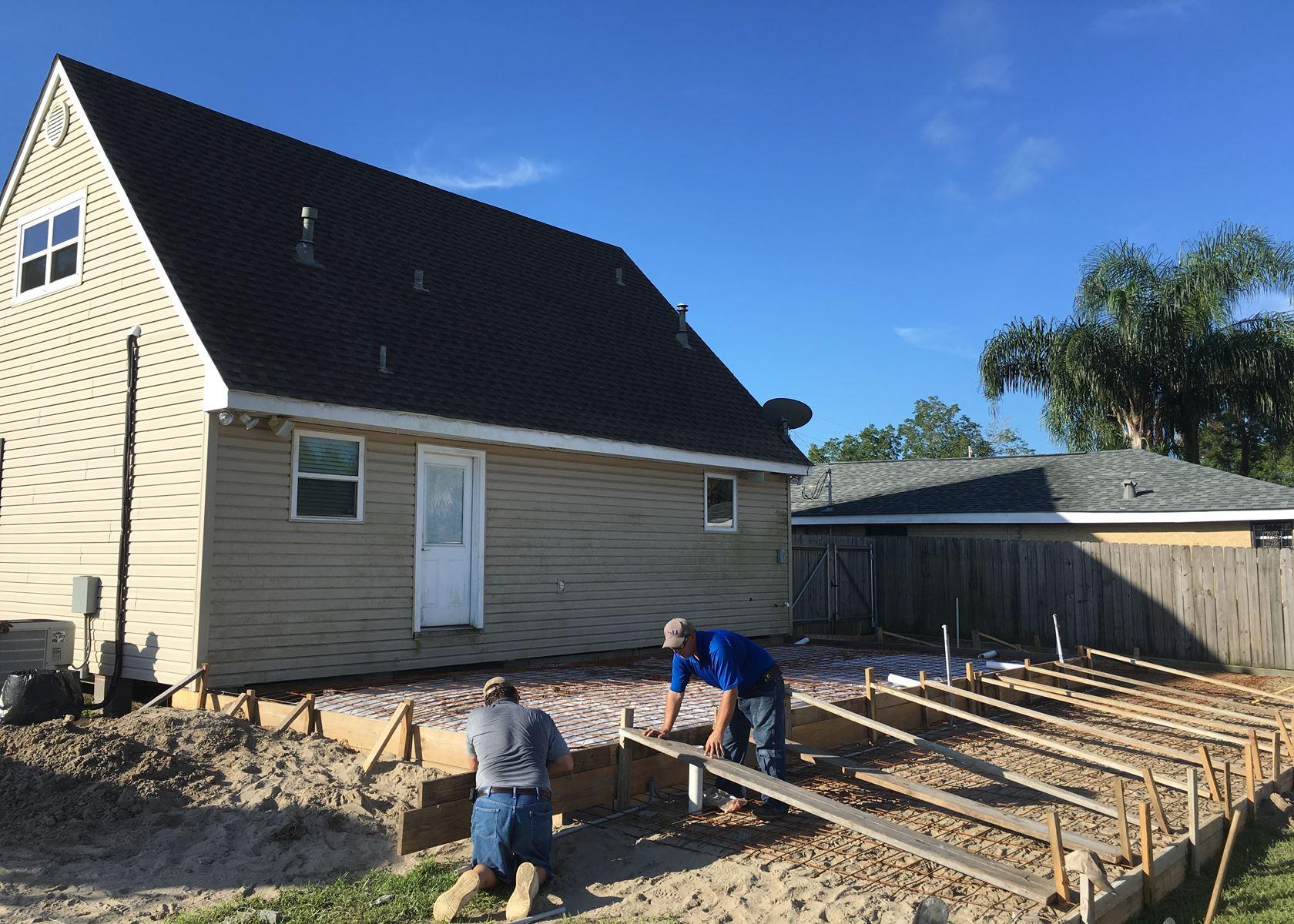 Exterior Home Improvement Contractors In New Orleans
