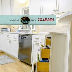 Beach Kitchen Cabinets Lysol Cleaner Accent Kitchens And Bath Remodeling Virginia
