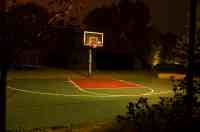 Outdoor Sport Court Lighting | Zef Jam
