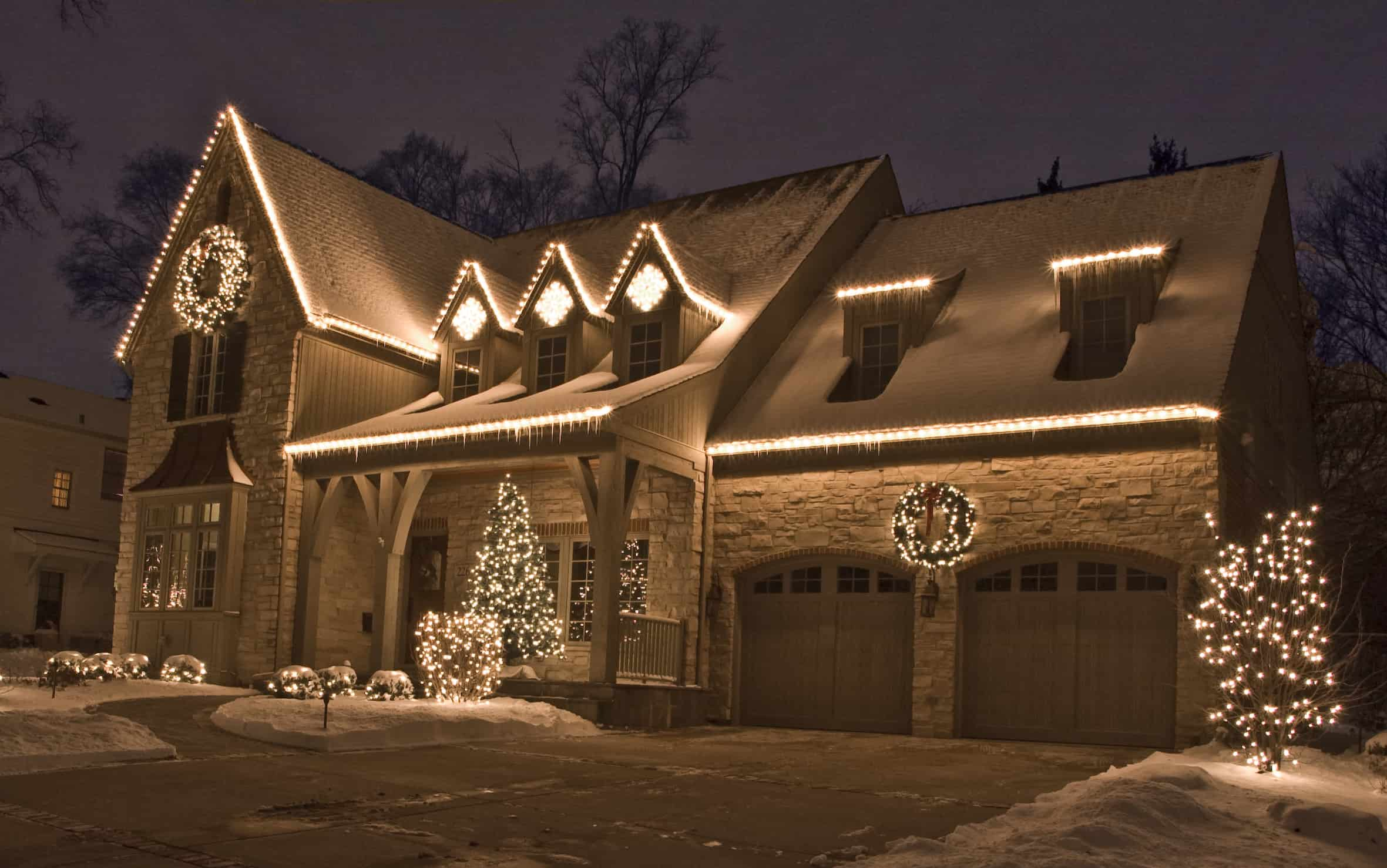 Dugan Front Right Outdoor Lighting In Chicago IL