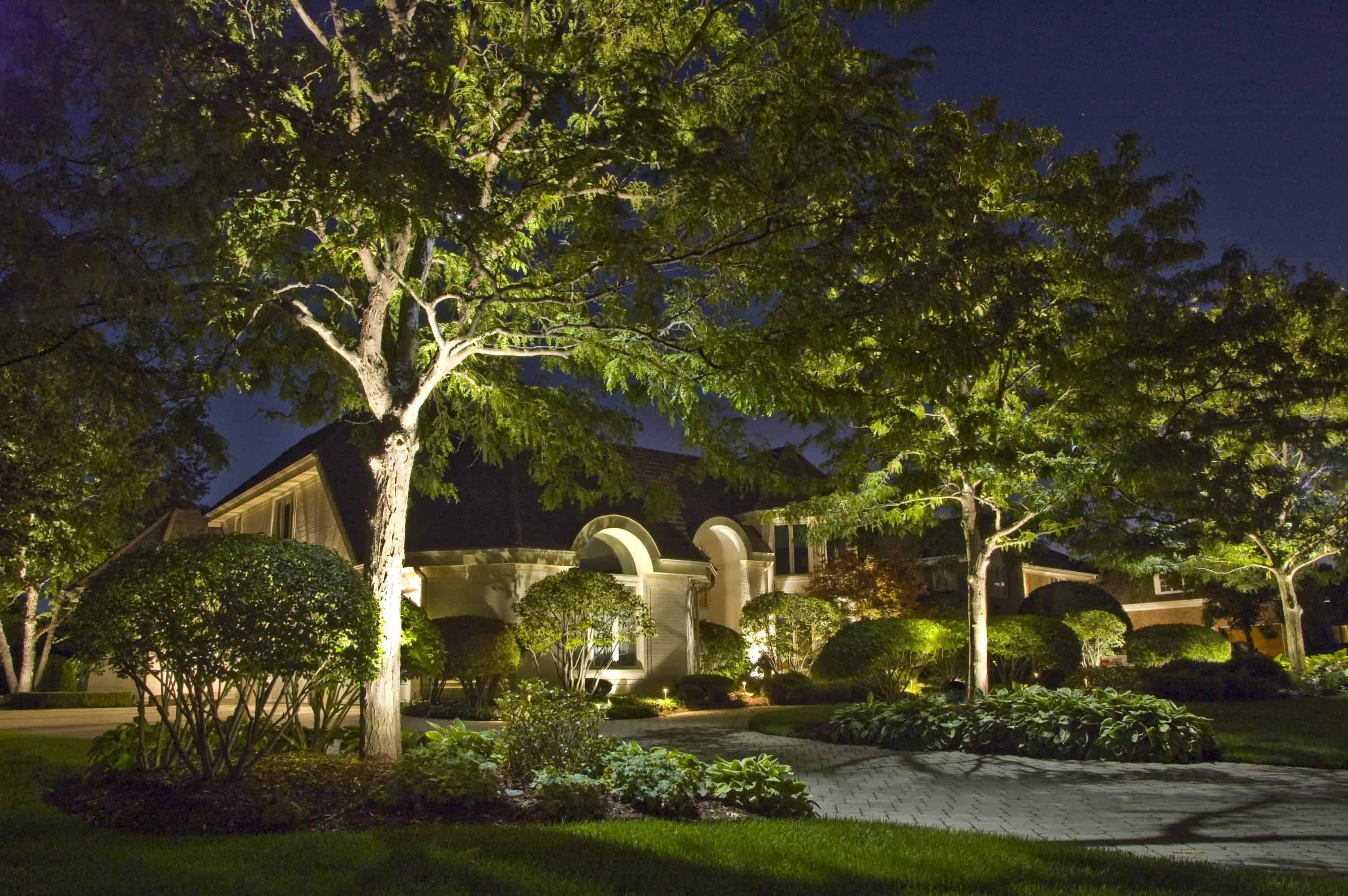 Moon Lighting  Outdoor Lighting in Chicago IL  Outdoor